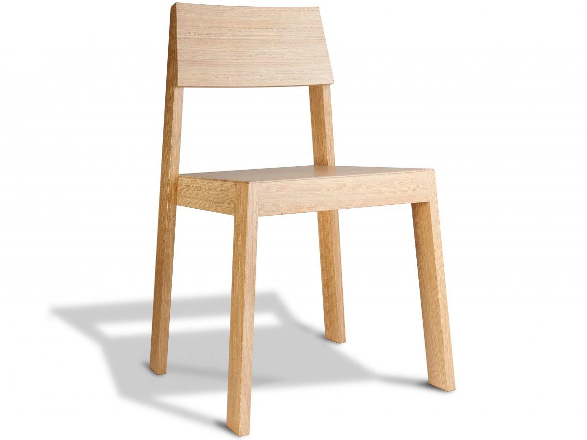 chaise pilpil en ch ne bois et design made in france. Black Bedroom Furniture Sets. Home Design Ideas
