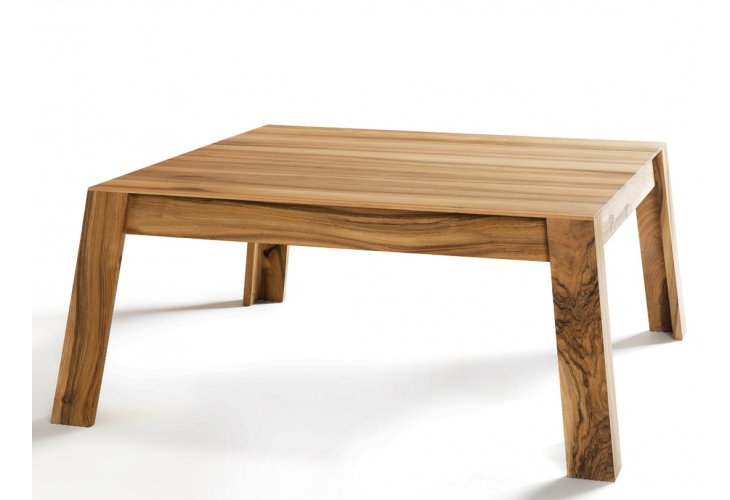 Table basse Aix en noyer