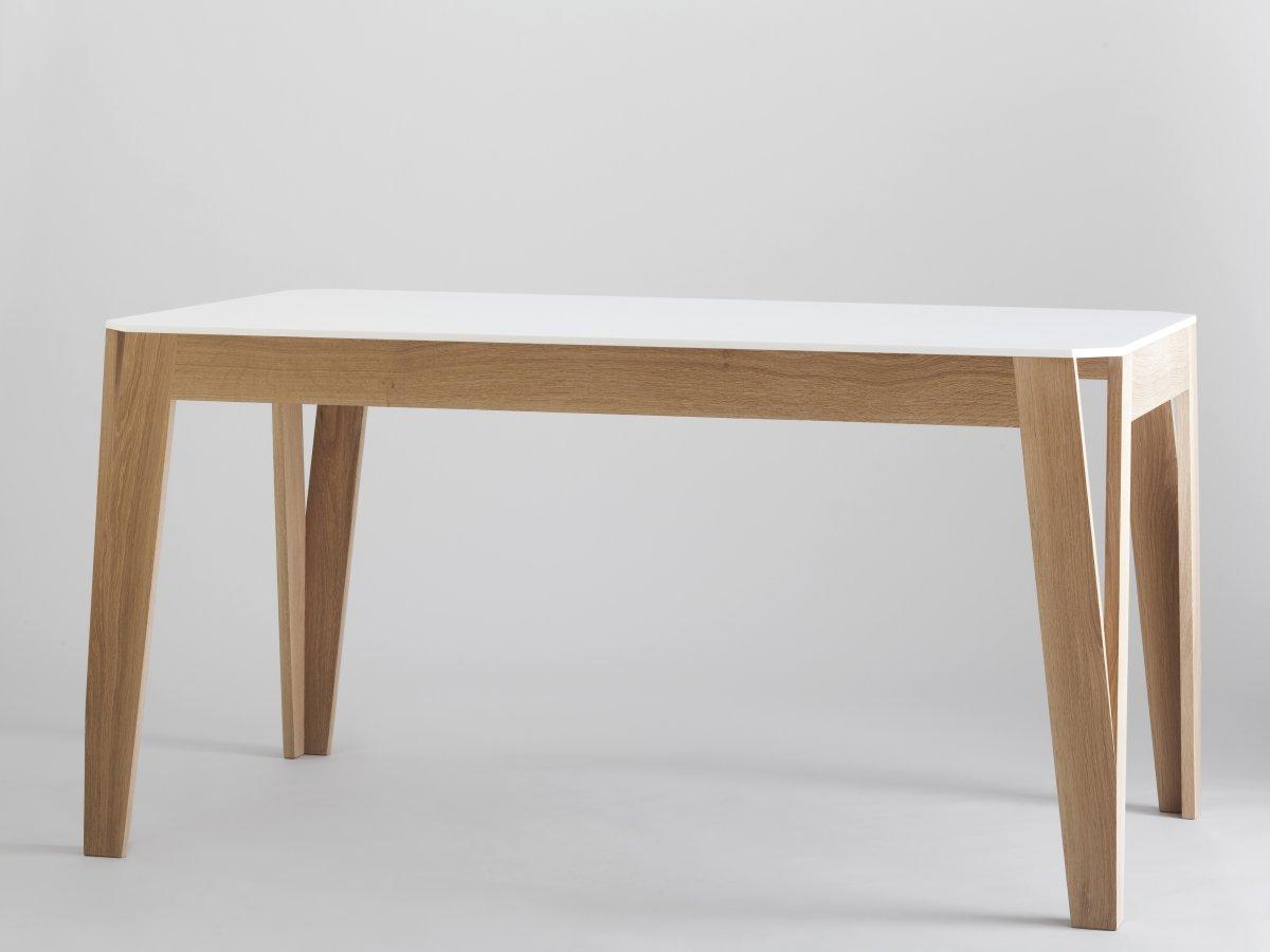 Prix Corian à table mélimélo rectangulaire - bois et design made in france - delavelle