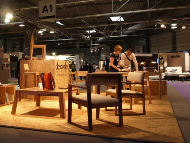 Delavelle actualit du bois et du design made in france - Salon habitat besancon ...