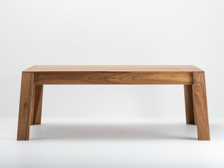 Table basse aix bois et design made in france delavelle - Table moderne en bois ...