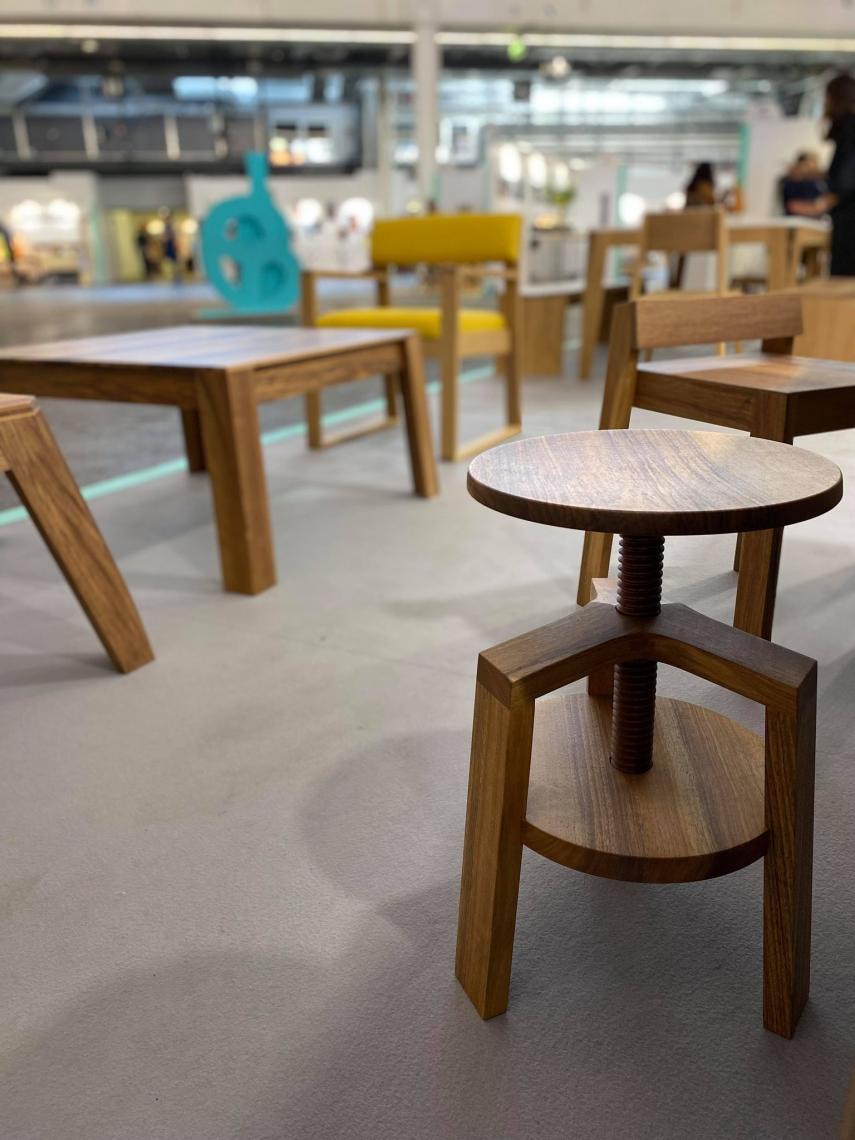 Salon Design meuble mode Blickfang Basel/Bâle 2021